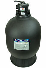 Hayward SM1906T SandMaster Above Ground Swimming Pool Sand Filter w/ Valve