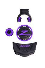 Zeagle Scuba Second Stage Regulator F8 Regulator Color Cover Kit Purple