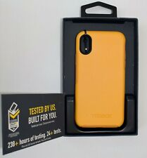 OtterBox Symmetry Case Cover for iPhone X / Xs - Gleam Yellow