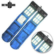Doctor Who TimeLord Socks Tights Cotton Colorful Stockings Cosplay Gifts