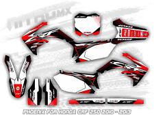 NitroMX Graphics Kit for Honda CRF 250 2010 2011 2012 2013 Motocross Decal MX