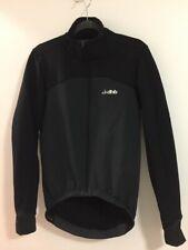 dhb Men's Aeron Full Protection Cycling Softshell Jacket Small Black/Grey