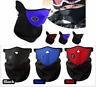 Face Warmer Mask Neck Tube Scarf Biker Cycling Ski Snood Balaclava Bandana UK