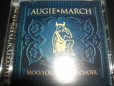 Augie March Moo You Bloody Choir Deluxe Edition with Bonus Live CD