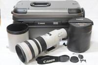 Canon EF 500mm F/4 L IS USM 500 4 Lens w/ Trunk Case [Near Mint] Free Ship #1056