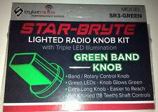 Stryker Star-Bryte SR3 Green LED Lighted Band Knob Kit