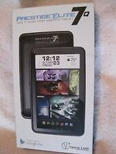 "VISUAL LAND PRESTIGE ELITE 7Q 8GB 7"" QUAD CORE ANDROID TABLET BRAND NEW"