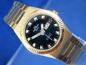 Jaquet Girard Automatic Vintage Watch 1970s New Old Stock .Cal ETA 2789 25 Jewel