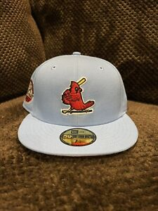 St Louis Cardinals 1964 World Series Baby Blue Hat Club Exclusive Pinky 7 1/4
