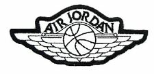 Air Jordan 23 Nba Basketball Michael Jordan Iron/ Sew On Patch [Wht]