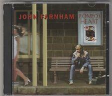 John Farnham - Romeo's Heart **1996 Australian Double CD Album** VGC