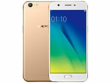 """OPPO A57 4g LTE 32gb 5.2"""" Gold Telstra Mobile Phone"""