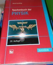 Taschenbuch der Physik 20. Auflage