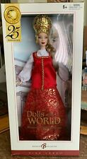 Barbie collector pink label Dolls of the World Princess of Imperial Russia