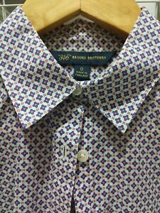 Brooks Brothers Cotton Fitted Shirt 0 AU6