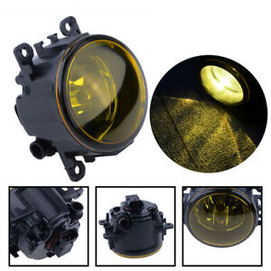 1x Fog Light Lamp Replacement w/ H11 Bulb For Acura Honda Ford Nissan Subaru