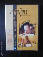 DVD EL QUIJOTE DE MIGUEL DE CERVANTES - VERSION ESPECIAL IV CENTENARIO (5Y)
