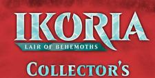 Ikoria Commander and Foil Collector Singles Mtg