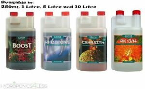 Canna Additive Full Range Boost Rhizotonic Cannazym PK13/14 250ml 1 Litre 5L 10L
