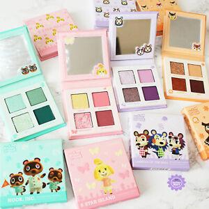 ColourPop x Animal Crossing Eyeshadow Palette *100% GENUINE* Brand New Tom Nook