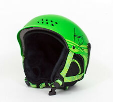 K2 Helmet Entity Green Kids Small Ski Bike Skate