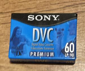 Sony Mini DVC Digital Video Cassette Premium 60
