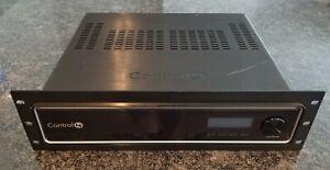 CONTROL4 C4-8AMP1-B 60W@8OHMS 120W@4OHMS 4 ZONE/8 CHANNEL AMP FW 03.24.45 #2