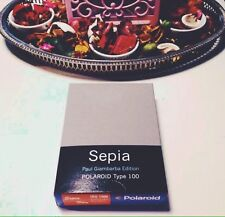 Polaroid Sepia Type 100 Seppia Tipo Giambarba Edition 2008 Limited Edition