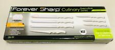 Forever Sharp kitchen knives 12 piece set Factory Seconds