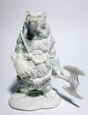 1 x LYCANTHROPE WEREBEAR - BONES REAPER figurine miniature d&d rpg ours 77446
