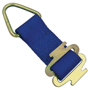 Cargo F Track Rope/Ratchet Strap Tie Off 50 x 140mm - 40386-13