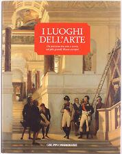 I LUOGHI DELL'ARTE - EUROPA ** NUOVO, Volume da collezione