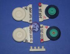 CMK 1/35 Quad Ford 4x4 Wheels 10.5x20 Cross Country (Firestone) (Tamiya) B35009