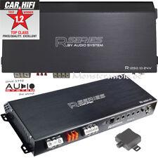 AUDIO SYSTEM R-1250.1D 24 Volt 1-Kanal LKW Verstärker Endstufe 1250 Watt/RMS