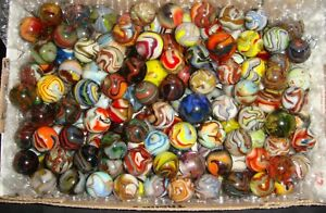JABO 2008-2012 *Special Run Marbles*~3+ POUNDS Packed FULL Flat Rate Priority