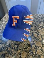 Vintage Florida Gators SEC Hat Dad Cap Embroidered Top Of The World F Tooth