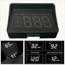 "3.5"" HUD A100S OBD2 Auto Head Up LED Display Driving Computer Speed Projector"