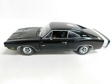 1/18 ERTL American Muscle 1969 Dodge Charger RT Black 32254 (ONE OF 3749)