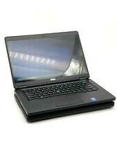 New listing Lot of 2 Dell 5450 touchscreen 8gb /128gb ssd i5-5th gen webcam