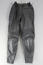 Women's Leather Knee iXS Motorcycle Trousers