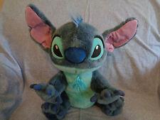 "Disney Large Lilo & Stitch Soft Plush Stitch Toy No Tags 14"""