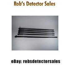 Doc's Carbon Fiber Bundle Set - for Minelab SD, GP and GPX Metal Detectors