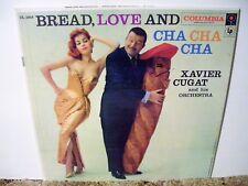 XAVIER CUGAT & his ORCHESTRA , BREAD, LOVE , CHA, CHA ,CHA, RARE 1957 RECORDING
