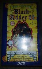 BlackAdder II (VHS, 1992)  The Historic Second Series Video Tape BBCV4785