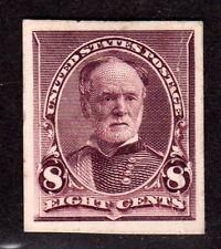 US Stamp Scott #225p4 mint, hinged, XF