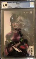 Batman # 98 CGC 9.8 Punchline Cover Mattina DC Comics 2020