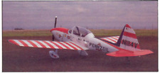 SUPER CHIPMUNK 66 inch wing  Giant Scale RC AIrplane Printed Plans