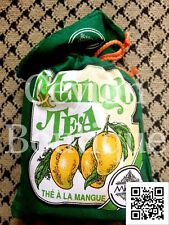 Mlesna Ceylon Tea - Mango Tea in Cloth Pouch 100g