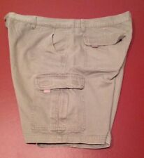 Cherokee Men's Moss Cargo Shorts Size 46 Great Condition