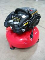 3 Gallon 100 PSI Pancake Mini Portable Air Compressor